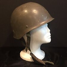 Vintage French Military Helmet Dunois c. 1981