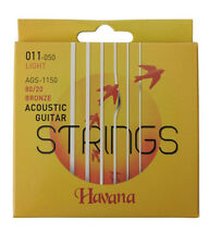 High Quality HAVANA AGS-1150 80/20 Bronze Acoustic Guitar Strings Set