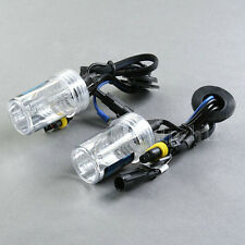 2X Car HID Xenon Headlight Lamp Light For H1 6000K 35W Bulbs White Replacement