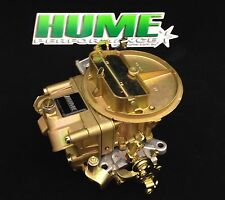 GENUINE HOLLEY 500 CFM 2BBL CARBURETTOR MANUAL CHOKE 202 253 RACE DRAG NOSTALGIA