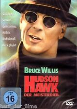 HUDSON HAWK, Der Meisterdieb (Bruce Willis) NEU+OVP