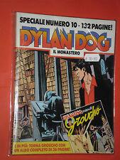 DYLAN DOG-SPECIALE- N°10- il monastero- 1°EDIZIONE BONELLI-  SENZA LIBRICINO