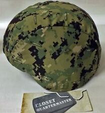 ACH GENTEX Combat Helmet Large (L-3) Mint w Cover Pads