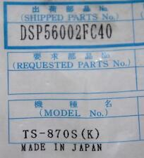 ORIGINAL KENWOOD PART DSP56002FC40 PART FOR TS-870S NOS FREE US SHIP