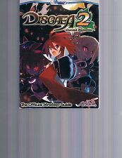 Disgaea 2 Cursed Memories : The Official Strategy Guide 2006 PB 640 pages!