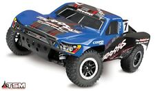 Traxxas Slash 4X4 VXL Brushless 1/10 4WD RTR Short Course Truck w/TQi & TSM