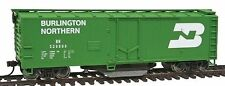 Walthers Trainline HO Burlington Northern Track Cleaning Car