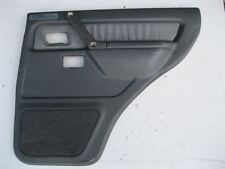 Mitsubishi Pajero V46 1994 Door Trim Rear RHS NH NJ NK J002