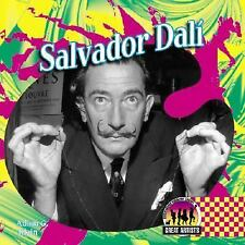 Salvador Dali (Great Artists)-ExLibrary