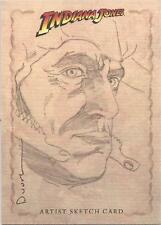 "Indiana Jones Heritage - Jan Duursema ""Mola Ram"" Sketch Card"