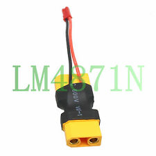 Male Female XT90 Connector Adapter JST in-line power Lipo battery FPV LED Lights