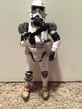 Star Wars 2008 Imperial Jumptrooper The Force Unleashed Loose Figure