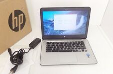 "HP Chromebook 14 G4 14"" HD Chromebook Intel N2840 2.16GHz 4GB 16GB T4M32UT SD"