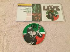 AC/DC LIVE FROM ATLANTIC STUDIOS (DISC ONE FROM BOX SET) CD USA ATLANTIC 62119-2