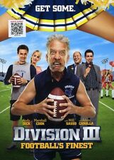 Division III: Football's Finest (2012, DVD NEUF) WS