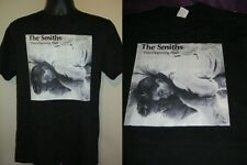 THE SMITHS- THIS CHARMING MAN- SINGLE SLEEVE ART PRINT T SHIRT- BLACK - LARGE