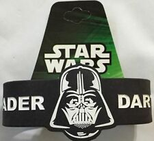 Star Wars Darth Vader Rubber Wristband