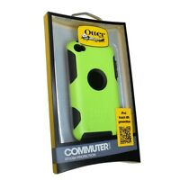 OtterBox Commuter Series Case for iPod touch 4G - Black/Green