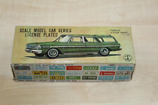 HAJI AUTO, TIN TOY, FRIKTION, OVP, RAMBLER STATION WAGON