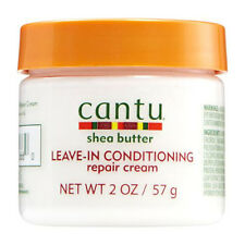 Cantu Shea Butter Leave-in Conditioning Repair Cream Repair Hair Travel Size 2oz