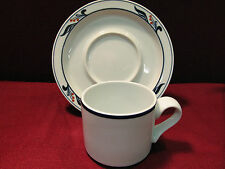 "DANSK ""MARIBO"" (JAPAN)  6 SETS CUPS & SAUCERS + EXTRA CUPS $72+ VAL DISCONTINUED"