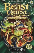 NEW - Beast Quest: 57: Lustor the Acid Dart by Blade, Adam