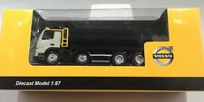 Hobby & Work Diecast 1/87 Volvo FMX 500 Twin Steer Dump Truck Construction