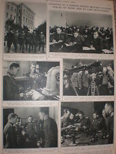 Photo article Moscow Artillery Academy USSR Russia 1947