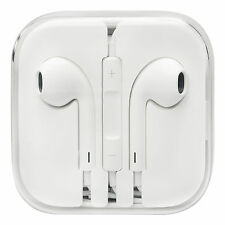 Earphone for Apple iPhone 6/5/5S/5C EarPod Headphone Handsfree With Mic