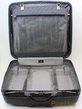 Samsonite Shadow Large Piggyback Hard Shell Suitcase Blue