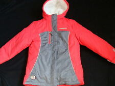 NWT Girls Zero XPosur Winter Jacket Size 16 XL Ski 3-in-1 System Coat Pink Parka