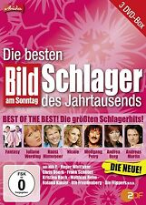 SCHLAGER DES JAHRTAUSENDS-BEST OF THE BEST 3 DVD NEU