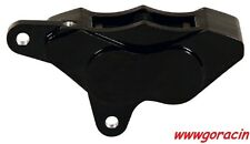 Wilwood GP 310 Motorcycle LH Black Rear Caliper Fits 1984-1999 Harley Davidson~