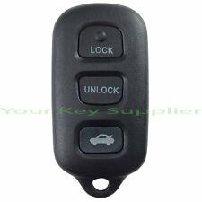Brand New Toyota Camry & Solara Remote Keyless Key Fob Transmitter GQ43VT14T