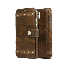 [Brown] ZENUS Bohemian M Diary Cover Case for Samsung Galaxy Note 3 III N9005