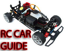 Remote Control Car Information Guide - DIY ebook