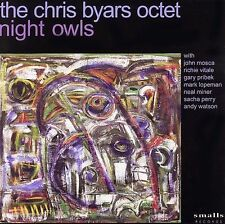 FREE US SH (int'l sh=$0-$3) ~LikeNew CD Byars, Chris: Night Owls