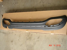 Mercedes-Benz W212 E-Class Genuine Rear Bumper Lower Diffuser E350 E550 NEW 14+