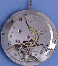 Amida Rare Caliber 530/535 60s Vintage 11.5 Ligne Movement for Parts/Repairs