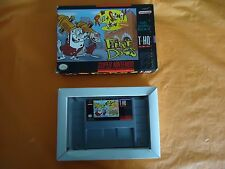 Ren & Stimpy Show: Fire Dogs Super Nintendo SNES 1994 w Box game WORKS! Firedogs