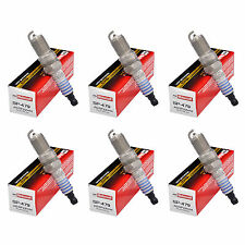 6 New OEM Motorcraft SP479 SP-479 AGSF22WM Suppressor Spark Plugs