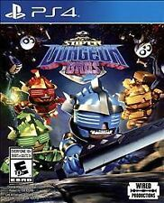 PLAYSTATION 4 SUPER DUNGEON BROS BRAND NEW VIDEO GAME