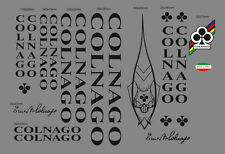 COLNAGO CLASSIC FRAME DECAL SET