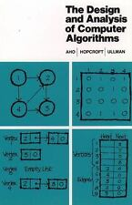The Design and Analysis of Computer Algorithms (Addison-Wesley Series in Compute