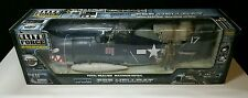 BBI-ELITE FORCE 1:18 MERIT EXCLUSIVE WWII US NAVY F6F HELLCAT MOUTH