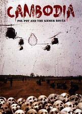 Cambodia: Pol Pot and the Khmer Rouge (DVD, 2013)