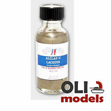 Pale Burnt Metal Lacquer 1oz Bottle - ALCLAD II LACQUER 104