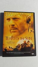 Tears of the Sun (DVD, 2003, Special Edition) Bruce Willis Action Thriller Used