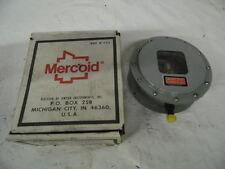 New in Box Mercoid DRW-23-2L-9S 120/240 Volt Pressure Switch