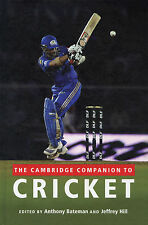 The Cambridge Companion to Cricket - Articles about Cricket Around the World